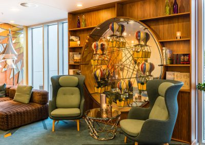 Tivoli Hotels inventar