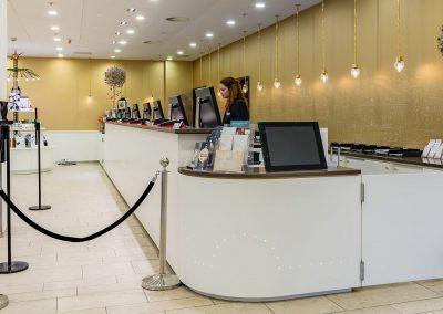 Tivoli Hotels reception
